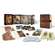Indiana Jones Blu Ray
