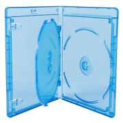 Triple Blu Ray Case