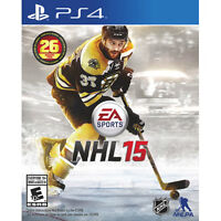 Looking to Trade my NHL 15 for NBA 2k15 (PS4)