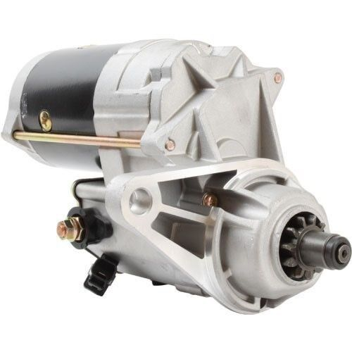 Automotive Starters New Starter for Isuzu Truck 4.8L NPR NQR 1999-2001 97207786 ND9722809-818