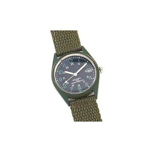 Olive Drab Gi Vietnam Era Type Military Wind-Up Wrist Watch Wristwatch New Fast