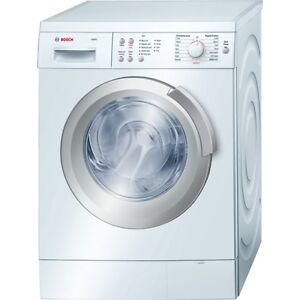 Bosch Stackable Washer/Dryer with Folding Tray