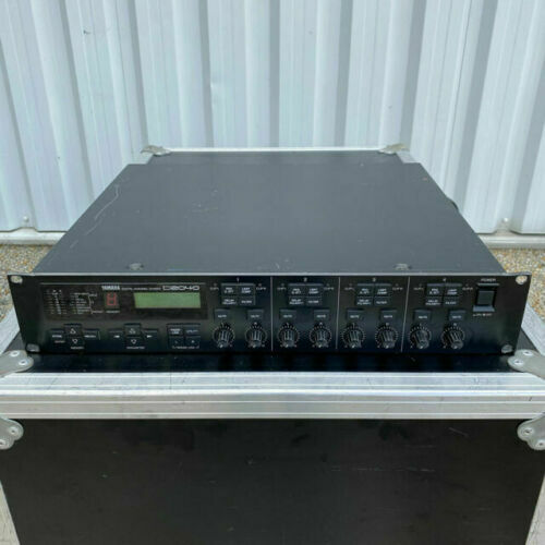 Yamaha D2040 Digital Channel Divider 4 Way Digital Crossover - Last One