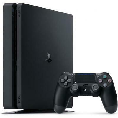 PlayStation 4 Slim 1TB Console Black