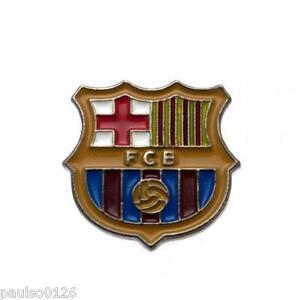 FC Barcelona Enamel Crest Pin Badge Brand New