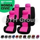 Honda Civic Pink