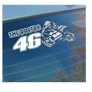 Moto GP Car Sticker