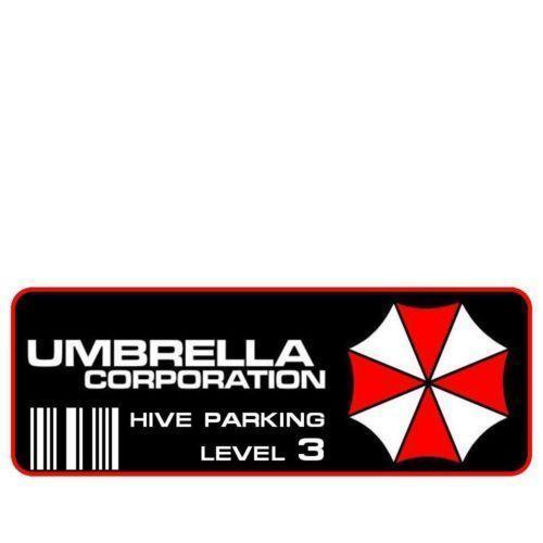 Umbrella Corporation Science Fiction Amp Horror Ebay