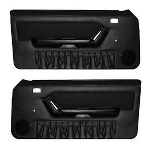 Mustang door ebay for 05 mustang door panel leather