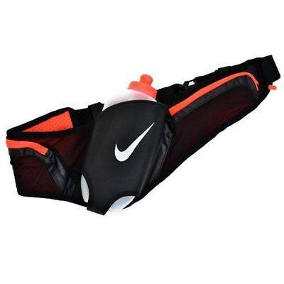 Nike Große Flasche Gürtel mit 20oz Wasserflasche Damen Herren Einheitsgröße Save (Nike Gürtel Wasser)