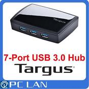 4 Port Powered USB Hub