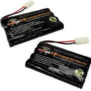 9.6V Rechargeable Battery Pack