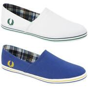 Fred Perry Stamp Down
