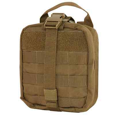 Condor MA41 COYOTE BROWN Rip Away EMT Pouch MOLLE Medical First Aid Medic Bag