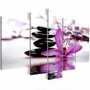leinwandbilder in xxl mit blumen g nstig online kaufen bei ebay. Black Bedroom Furniture Sets. Home Design Ideas