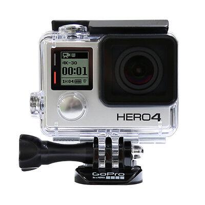 Gopro Hero4 Black 12 Mp Waterproof 4K Camera Camcorder Wi Fi