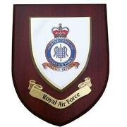 RAF Wall Plaque