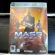 Mass Effect Limited Collectors Edition