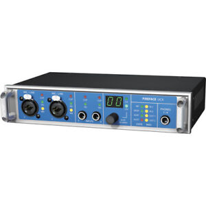 Looking for an RME Fireface UCX 36-Channel USB/FW Interface