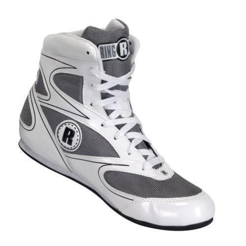 white boxing shoes ebay