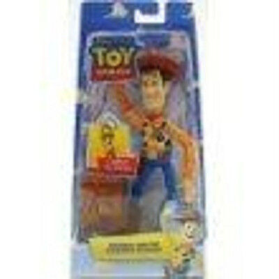 Used, Disneys Pixar Toy Story Action Figure Round'em Up Sheriff Woody for sale  Shipping to India