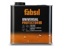 Fabsil 2.5 litre Waterproof UV Protection Tent/Awning/Material Proofer