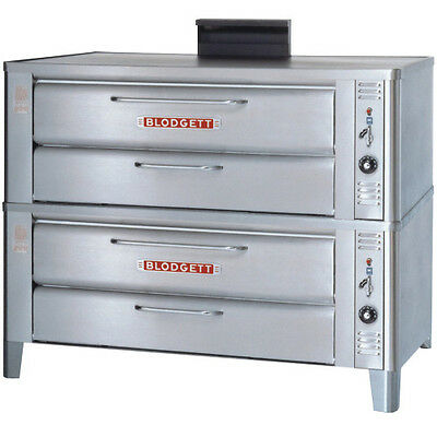 Blodgett 901 Double Deck Gas Oven