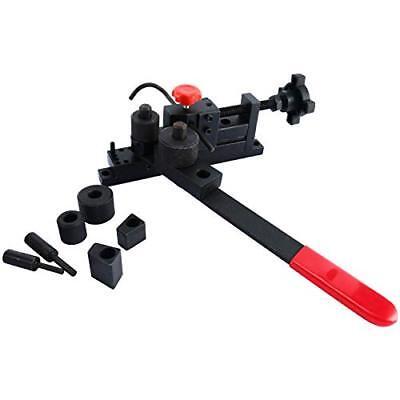 Manual Mounting Mini Universal Bending Machine Wire Flat Metal Tube Pipe Bender