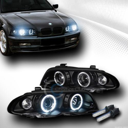 Bmw E46 Xenon Headlights Ebay