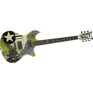 Schecter Guitar Research Tempest A-10 Warthog Electric Custom