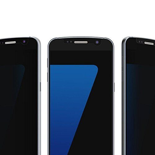 Premium Privacy Tempered Glass Screen Protector for Samsung Galaxy S7 Cell Phone Accessories