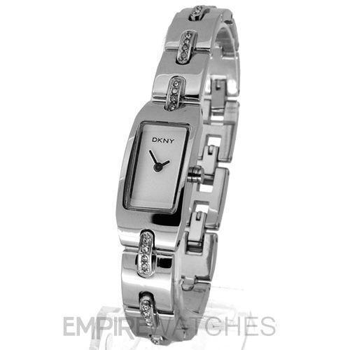 5e2b1a9d2b2 Womens Silver DKNY Watch