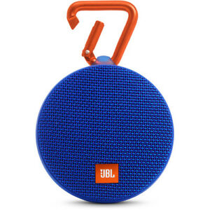 Brand New - JBL Clip 2 Waterproof Wireless Bluetooth Speaker