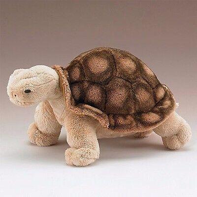 New Desert Tortoise Plush Stuffed Animal Toy Brown Wildlife Reptile Turtle Gift - Stuffed Animal Turtle