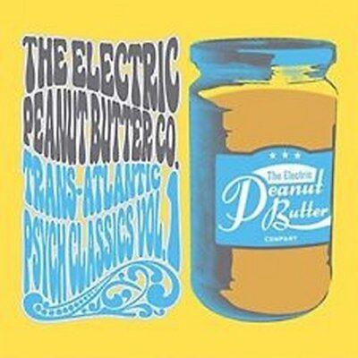 Trans-Atlantic Psych Classics, Vol. 1 - The Electric Peanut Butter Co.