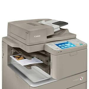 Canon imageRUNNER ADVANCE IRA 4251 Monochrome Printer Copier Scanner Like New Black and White Copiers Printers on SALE