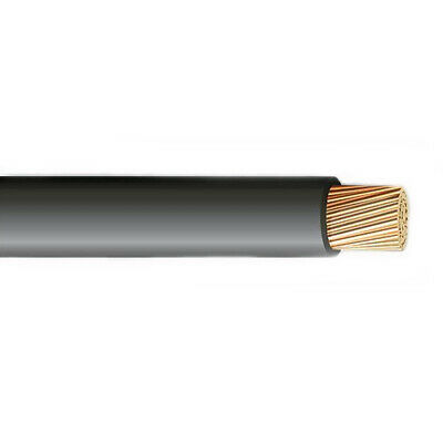 750 6 Gauge Stranded Copper Xlp Use-2 Wire Direct Burial Cable 600v