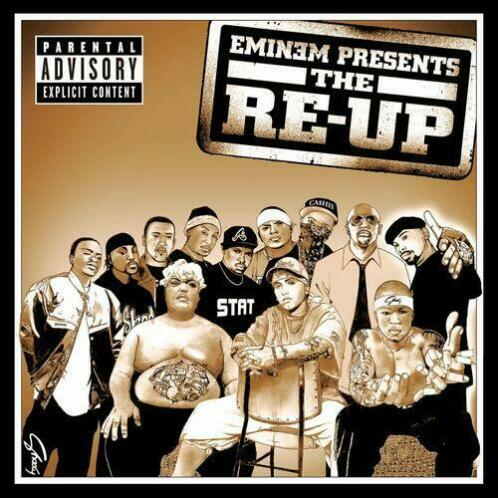 Eminem Presents The Re-Up-Eminem-LP