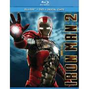 Iron Man 2 Blu Ray