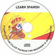 Learn Spanish CD