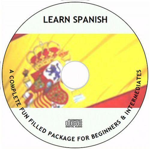 Learn Spanish Products - Software, CDs and Books - Outer ...