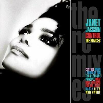 "Janet Jackson – Control: The Remixes [New & Sealed] 12"" Vinyl"