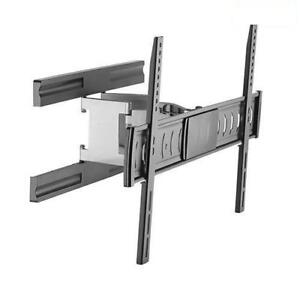 "Super Slim Aluminium Full-motion TV wall mount 37""-70"""