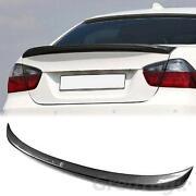 BMW E90 Trunk Lip