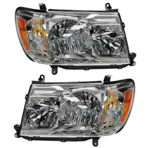 Toyota Land Cruiser Headlights Ebay