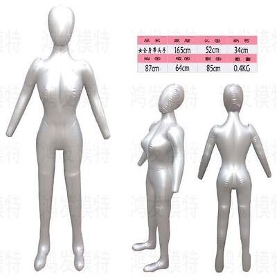 Female Body Mannequins Inflatable Model Inflatable Dummy Torso