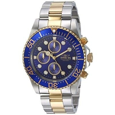 Watch On Sale Cheap Men Best Invicta Clearance 1773 Pro Diver 18K Gold Plating *