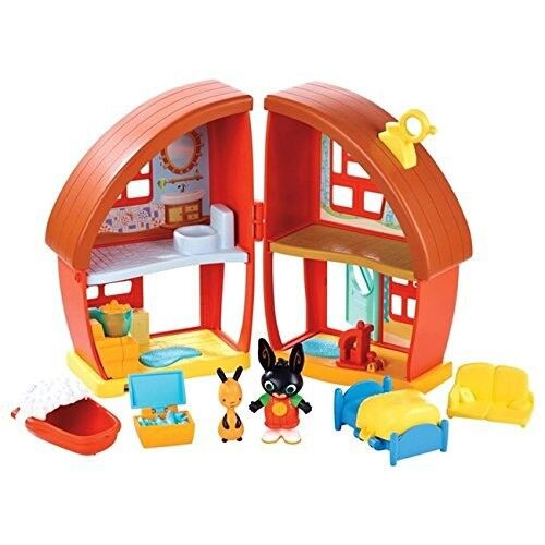 Bing's House and Padget's Shop playsets and Brenda the Blender shape sorter