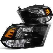 2012 RAM 1500 Headlights