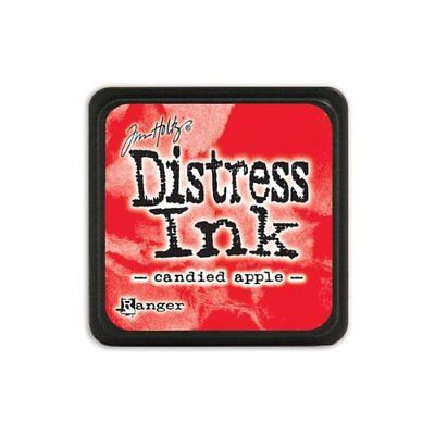 Tim Holtz - Mini Distress Ink Pad - Candied Apple - Red for sale  Shipping to India